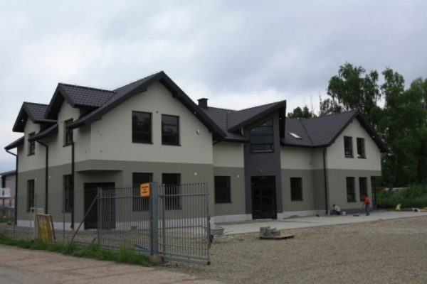 """FHU """"MM"""" Paweł Zelek – budynek usługowy"""