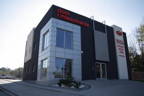 Budynek usługowy PROFIT w Limanowej